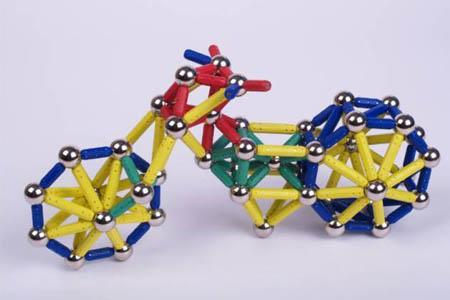 Magnetic Stick Toys
