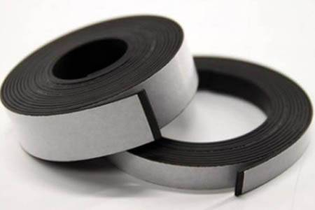 Rubber Magnetic Tapes