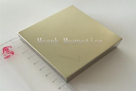 80x80x10mm big block magnets