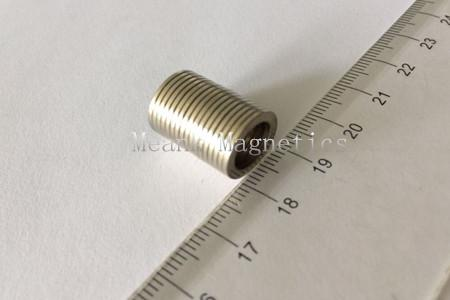 D13xd9x1mm ring neodymium magnets