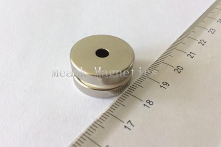 D20xd4x5mm neodymium ring magnets
