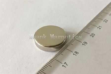 D20x5mm round NdFeB magnets