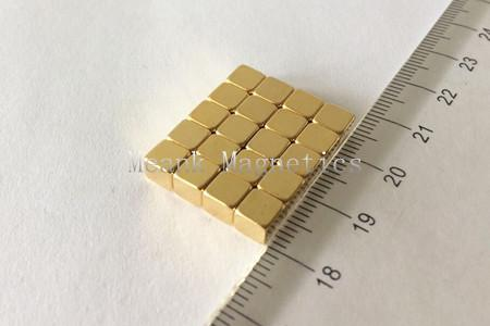 5x5x5mm neo cube magnets