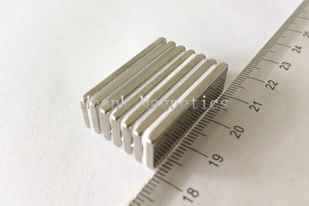 30x10x2mm neo magnet blocks