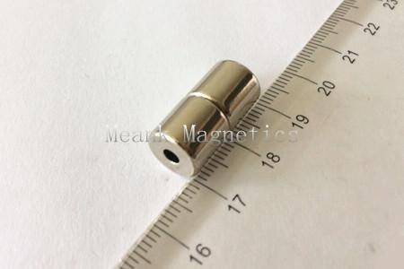 D10xd2x10mm neodymium tube magnets