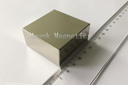 50x50x25mm powerful magnet blocks