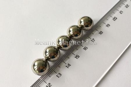 Dia-12.7mm NdFeB magnetic balls