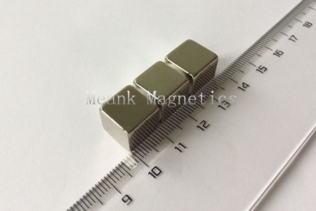 12x12x12mm cubic neodymium magnets