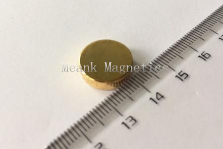 D15x4mm strong magnet discs