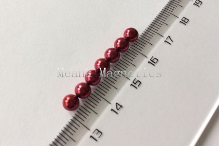 Dia-5mm colorful magnetic balls