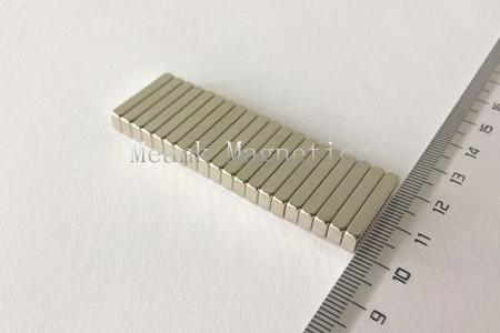 20x5x3mm  ndfeb bar magnets