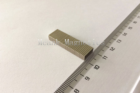 10x5x1mm  neodymium block magnets