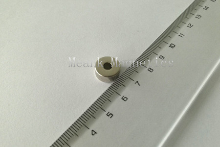 D12xd4x6mm rare earth ring magnets