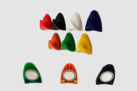 Magnetic Hat/Coat Hooks