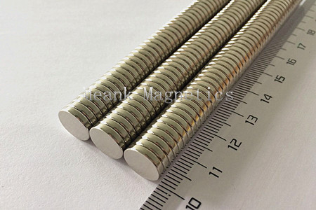 D10x2mm neodymium round disc magnets