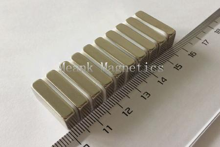 20x10x5mm block neodymium magnets