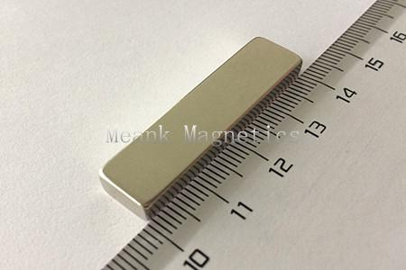 40x10x5mm  neodymium blocks