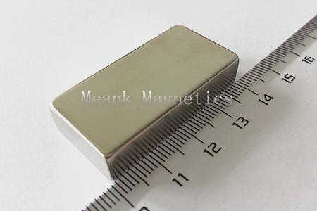 40x20x10mm  neodymium block magnets