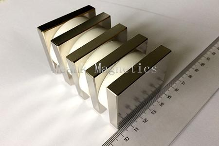 large  neodymium blocks