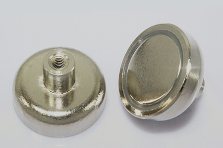 Internal Thread Neodymium Pot Magnets