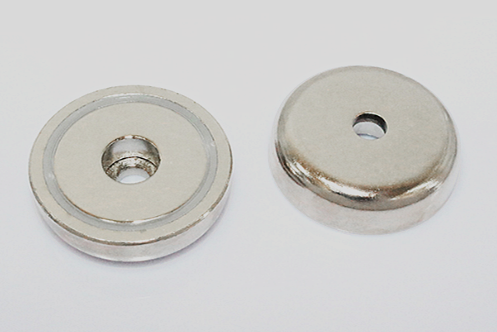 Counterbore Neodymium Pot Magnets