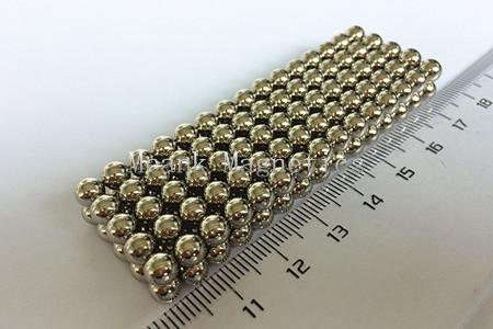Dia-5mm rare earth magnetic balls