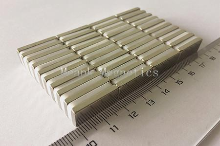 20 x 10 x 3 mm rectangle magnets neodymium