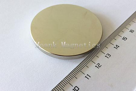 D50x5mm disc magnets of neodymium