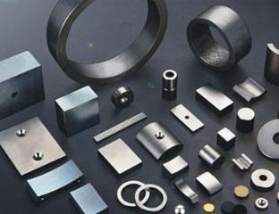 The rare earth magnetic materials industry in Ningbo China steady and well developed
