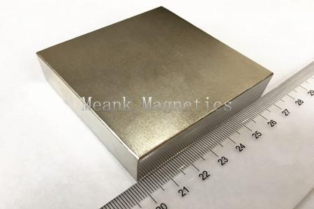 big block magnet neodymium