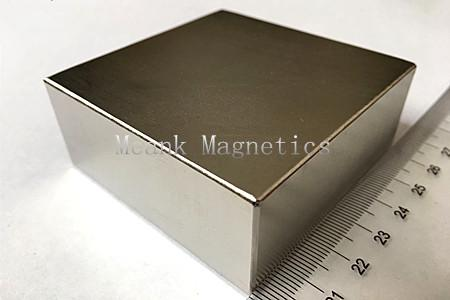 big square neodymium magnet