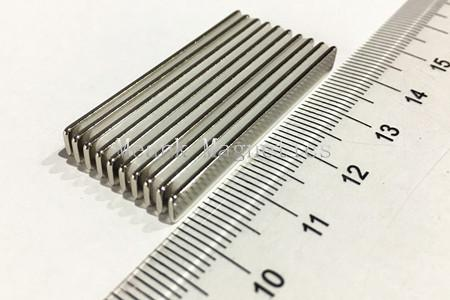 thin rectangle neodymium magnets
