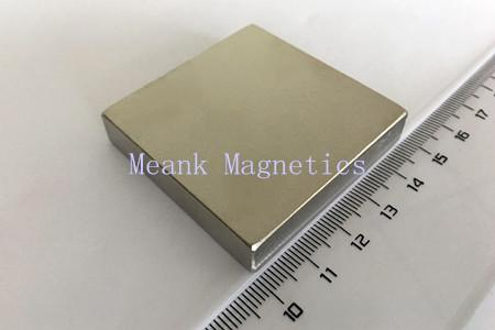 block rare earth magnets