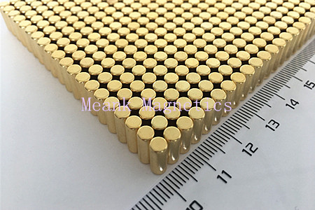 diametrically magnetized neodymium magnet rods