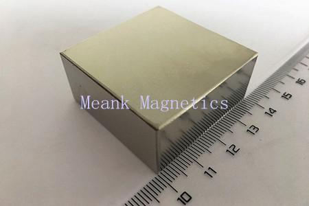 high performance neodymium-iron-boron blocks
