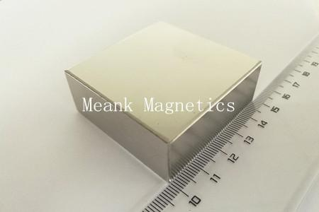 50x50x20 mm rare earth neodymium square magnets