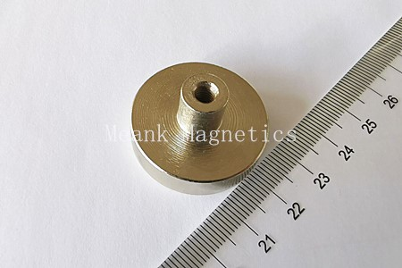 Internal Thread Stud Cup Magnets