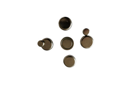 Neodymium Shallow Pot Magnets